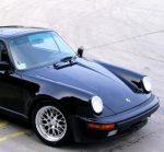 Порш продемонстрировал 930-ю модель спорткара 1977-го года выпуска