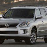 Лексус объявил оценах на вседорожный автомобиль LX