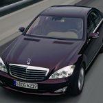 Самым прибыльным автомобилем в столицеРФ стал Мерседес-Бенс S-Class