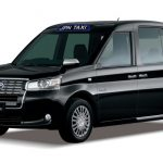 Тоёта готовит премьеру токийского такси будущего