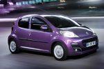 Русские представители распродали последние запасы Peugeot (Пежо) 107