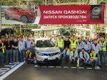 Ниссан начинает производство Qashqai вПетербурге, однако прекращает выпуск Teana
