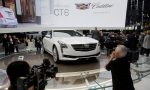 Компания кадилак обнародовала цены нафлагманский седан CT6