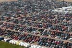 За10 месяцев автомобильный рынок Екатеринбурга уменьшился на44%