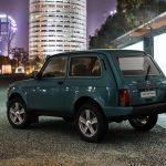 Новейшую Лада 4×4 Urban доконца 2015-ого года выпустит «Азия Авто»
