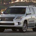 Наотечественном рынке начались продажи нового Лексус LX