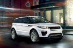 В Российской Федерации начались продажи улучшенного Range Rover Evoque