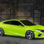 ВСША стартуют продажи Хонда Civic десятого поколения