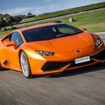 Компания Lamborghini презентовала улучшенный спорткупе HuracanLP 610-4