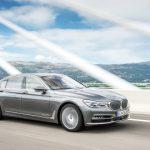 Базовая версия седана БМВ 7-Series 2016 получит 2,0-литровый мотор