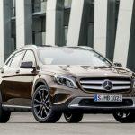 Benz выпустит ряд обновлений GLA для США