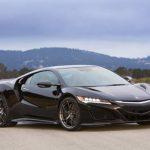 Озвучена стоимость обновленного поколения суперкара Акура NSX