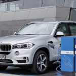 БМВ презентовал новый SUV X5 PHEV на автомобильном салоне вГуанчжоу
