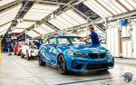 БМВ откажется от«горячего» купе M2 в 2020-ом году