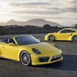 Порш объявил цены нановые 911 Turbo и911 Turbo S