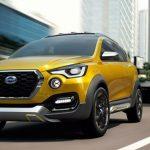 Datsun готовится кначалу продаж кроссовера GO-Cross