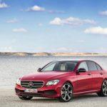 Летом Mercedes E-Class начнут оснащать 4 новыми моторами