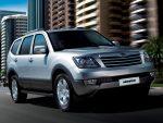Кия рассекретила улучшенный вседорожный автомобиль Mohave