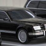 Порше будет разрабатывать мотор для президентского лимузина