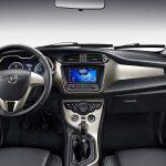 Появились официальные изображения улучшенного седана Haima M3