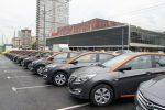 200 новых машин начнут работать всистеме каршеринга в столице