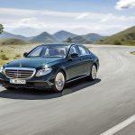 Benz E-Class обновленного поколения официально представлен
