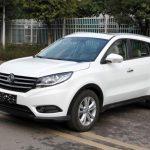 Dongfeng представит новый джип Fengguang 580 встолице Китая
