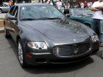 Улучшенный седан Мазерати Quattroporte впервый раз замечен натестах