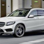 Benz презентует водородный кроссовер уже в2016г.