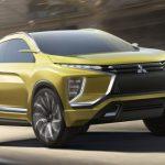 Митцубиши представит на автомобильном салоне вЖеневе eX-Concept ирестайлинговый ASX
