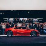 Первая Акура NSX продана зарекордные 1,2 млн долларов