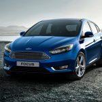 Форд Sollers представила опытный образец Форд Focus нагазу, выпущенный воВсеволожске