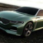 Компания Киа разрабатывает новый заднеприводный седан