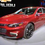 Шевроле выпустит экономичную версию Malibu Hybrid