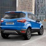 В 2017 миру представят улучшенный кроссовер Форд EcoSport
