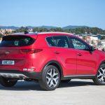 Киа объявила рублевые цены на обновленный тип Sportage