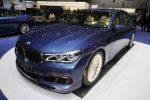 Компания Альпина презентовала вЖеневе флагманский седан B7 Bi-Turbo