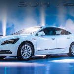 Buick представил модель LaCrosse Hybrid