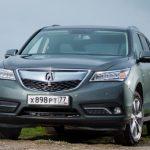 Русский автомобильный рынок покинула марка Акура