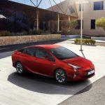Мировые продажи гибридный моделей Тоёта превысили 9 млн единиц
