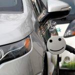 В Российской Федерации наплатных трассах появится сеть заправок для электромобилей