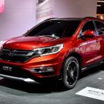 Хонда поделилась первой информацией оCR-V