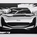 Возрожденная марка TVR показала собственный новый спортивный автомобиль