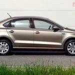 Заряженный седан VW PoloGT пиедет в РФ осенью