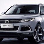 Zotye выпустит кроссовер X7 встиле концепт-кара VW