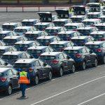 Наукраинском автомобильном рынке резко увеличились продажи